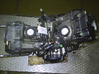 engine compl.  with generator and starter 49579 km