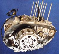 engine suzuki gsx250e/t rumpfengine triebwerk used 1984